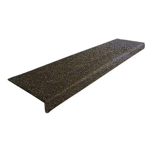 SAFEGUARD 階段用滑り止めカバー 9インチ単色x914mm幅 914x225x25mm 黒木材設置用ネジ付属 12092-W【送料無料】