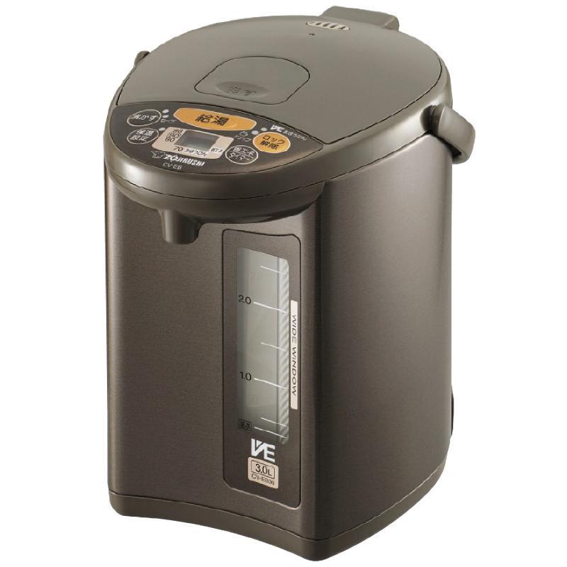 保温 湯沸し ポット象印 VE電気まほうびん3L CV-EB30-TA 6201-020【送料無料】