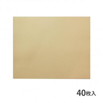 落ち着いた色合い 臨書用紙 練習用 高野切 40枚 AJ16【送料無料】