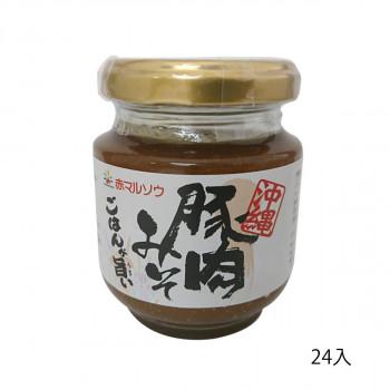 赤マルソウ 沖縄豚肉みそ 140g×24入【送料無料】