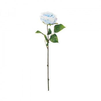 アーティフィシャルフラワー シスターローズ ブルー 24本セット FD3595 アレンジメント【送料無料】