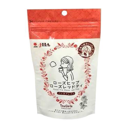 Tea Girls ローズヒップローズレッドティ8p 1.5g×8袋 20個【送料無料】