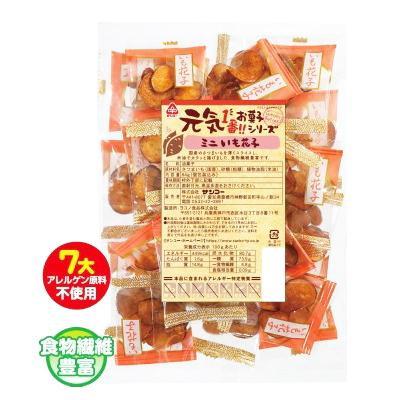 サンコー 元気 ミニいも花子 12袋【送料無料】