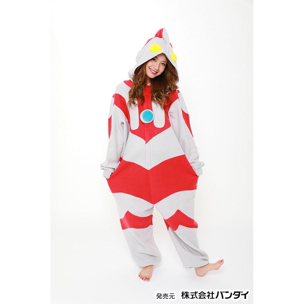 サザック フリース着ぐるみ ウルトラマン フリーサイズ BAN-077【送料無料】
