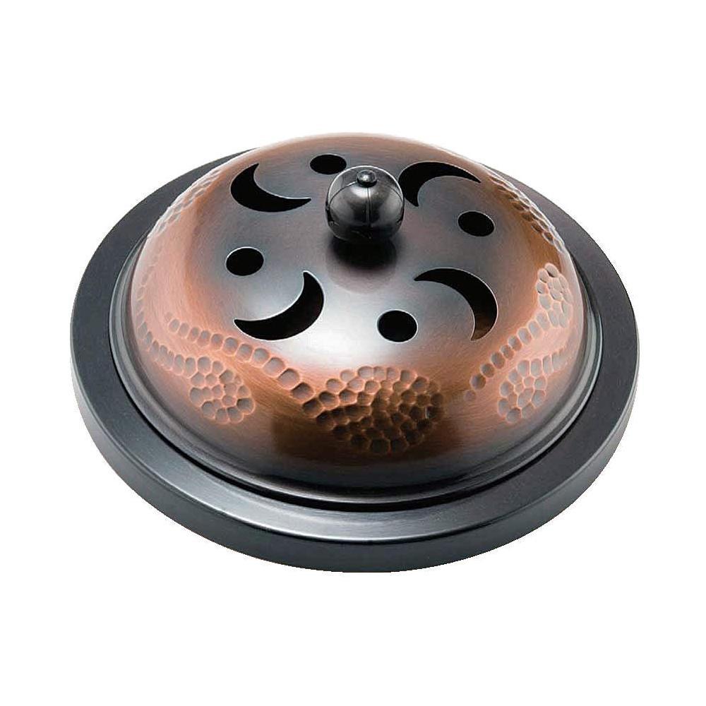 新光堂 銅製蚊取り香炉(線香立て付) BC-KOU01【送料無料】