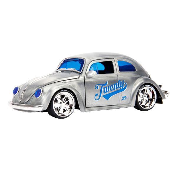 正規輸入品 Jada TOYS ミニカー 1:24 20TH 1959 VW BEETLE 19971【送料無料】