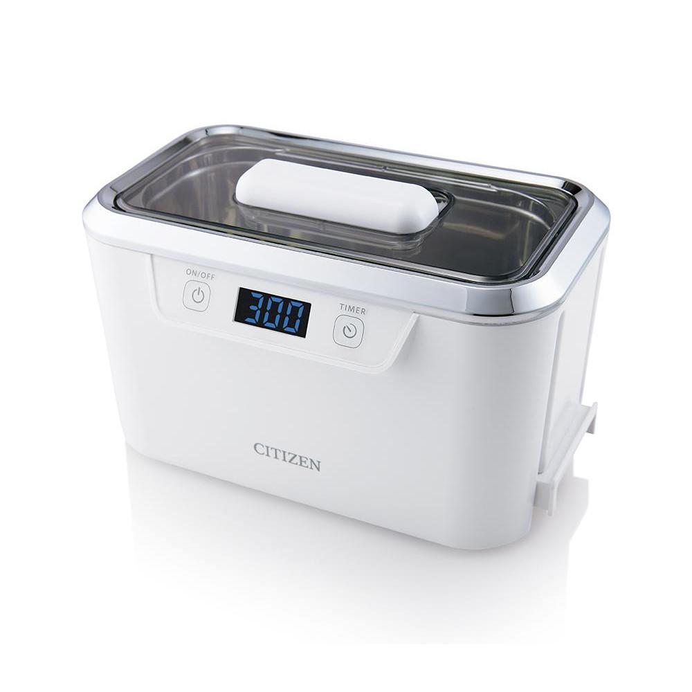 メガネ 超音波クリーナー アクセサリーCITIZEN(シチズン) 家庭用 超音波洗浄器 5段階オートタイマー付 SWT710【送料無料】