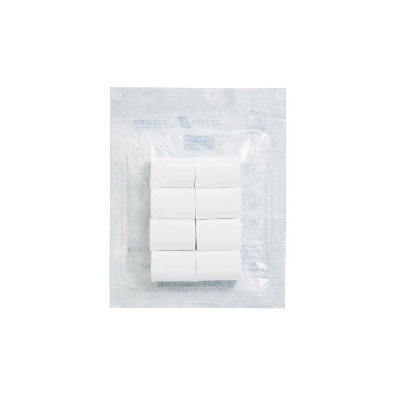 衛生 滅菌済 医療用ハクゾウメディカル ハクゾウ滅菌SPコットン 8個×50袋 1290021【送料無料】