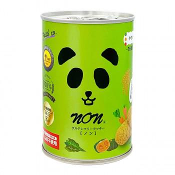 グルテンフリー クッキーの缶詰 長缶Ver. 野菜 16個入 24缶セット【送料無料】