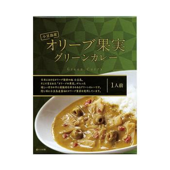 73241 オリーブ果実グリーンカレー 180g ×40セット【送料無料】