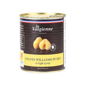 新版 MAISON LOISY社製 フランス産 ウィリアム種 洋梨シロップ漬け ハーフサイズ 2ケース(810g×12)【送料無料】, 画材流通センターアートウェーブ fd1f6456