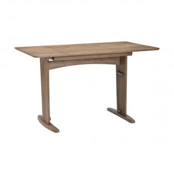 自然な雰囲気の伸長式ダイニングテーブル 伸縮式ダイニングテーブル 定番キャンバス 売れ筋 モアナ 送料無料 MBR