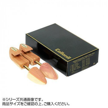 シューケアの必須アイテム 日本正規代理店品 Collonil コロニル セール特別価格 アロマティックシーダーシュートゥリー 送料無料 S レディース