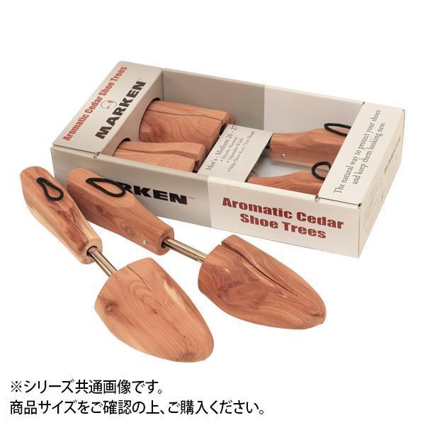 大切な靴の保管に MARKEN 期間限定お試し価格 マーケン アロマティックシダーキーパータイプA メンズ セール特価 L 0001AC 送料無料