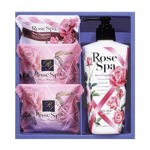 CRS-10 18箱入り Rose Spa ローズスパ ギフトセット【送料無料】