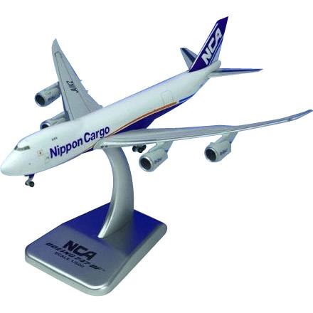 飛行機 おもちゃ エアプレーンKBウィングス(ホーガン) B747-8F NCA 日本貨物航空 JA11KZ  1/500スケール KBH50001【送料無料】