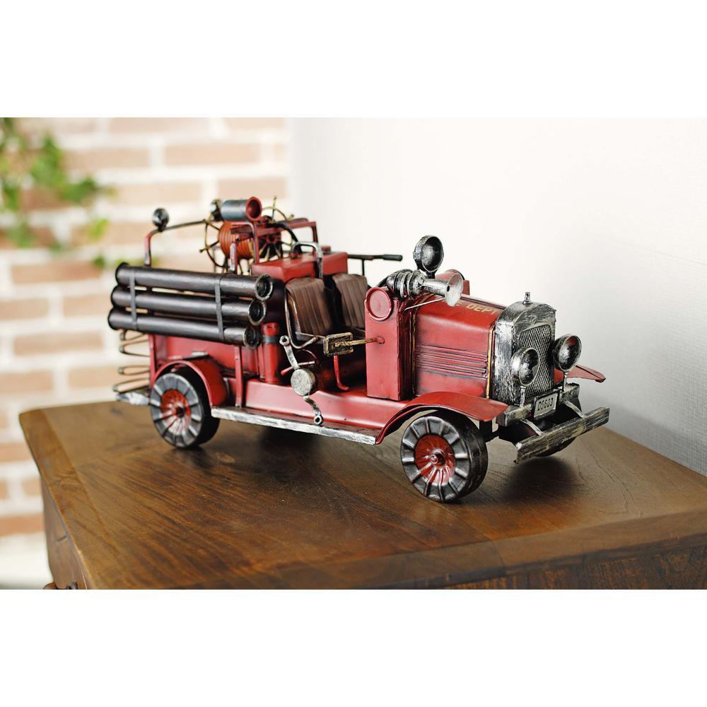 ブリキのおもちゃ(fireengine) 27120【送料無料】