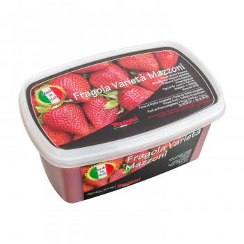 デザート作りなどに便利なフルーツの冷凍ピューレ マッツォーニ 冷凍ピューレ ストロベリー 1000g 6個セット 9408【送料無料】
