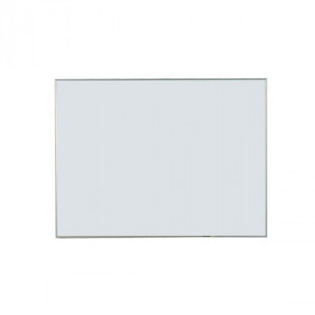馬印 Nシリーズ(エコノミータイプ)壁掛 無地ホワイトボード W1200×H900 NV34【送料無料】