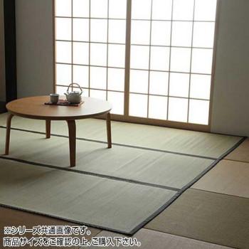 い草上敷きカーペット 双目織 本間8畳(約382×382cm) 1101888【送料無料】