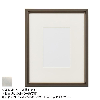 アルナ アルミフレーム デッサン額 MG シルバー 900x450・1105【送料無料】