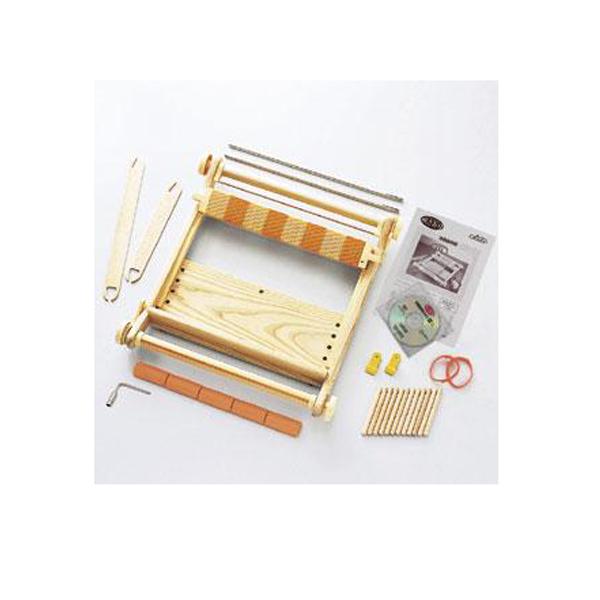 コンパクト 手芸 手織り機テオリキ「サキオリ」40cm(30羽セット)【送料無料】