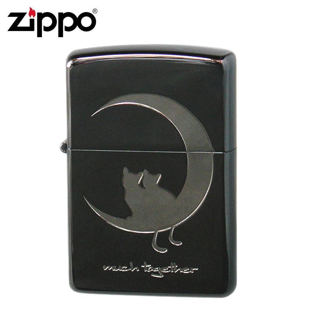 ZIPPO(ジッポー) オイルライター 2CAT-BNB【送料無料】 メール便対応商品