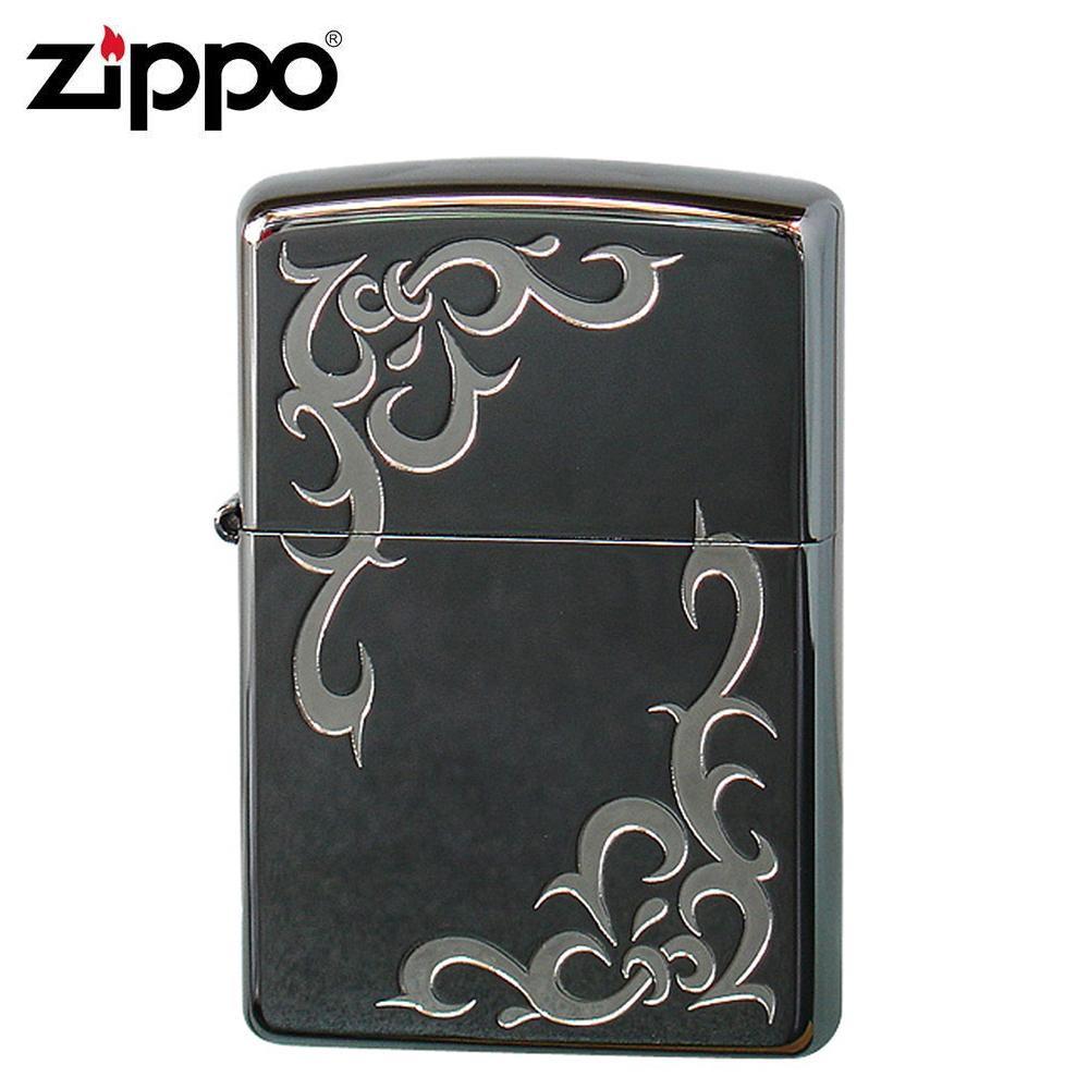 ZIPPO(ジッポー) オイルライター WH-BN2【送料無料】 メール便対応商品