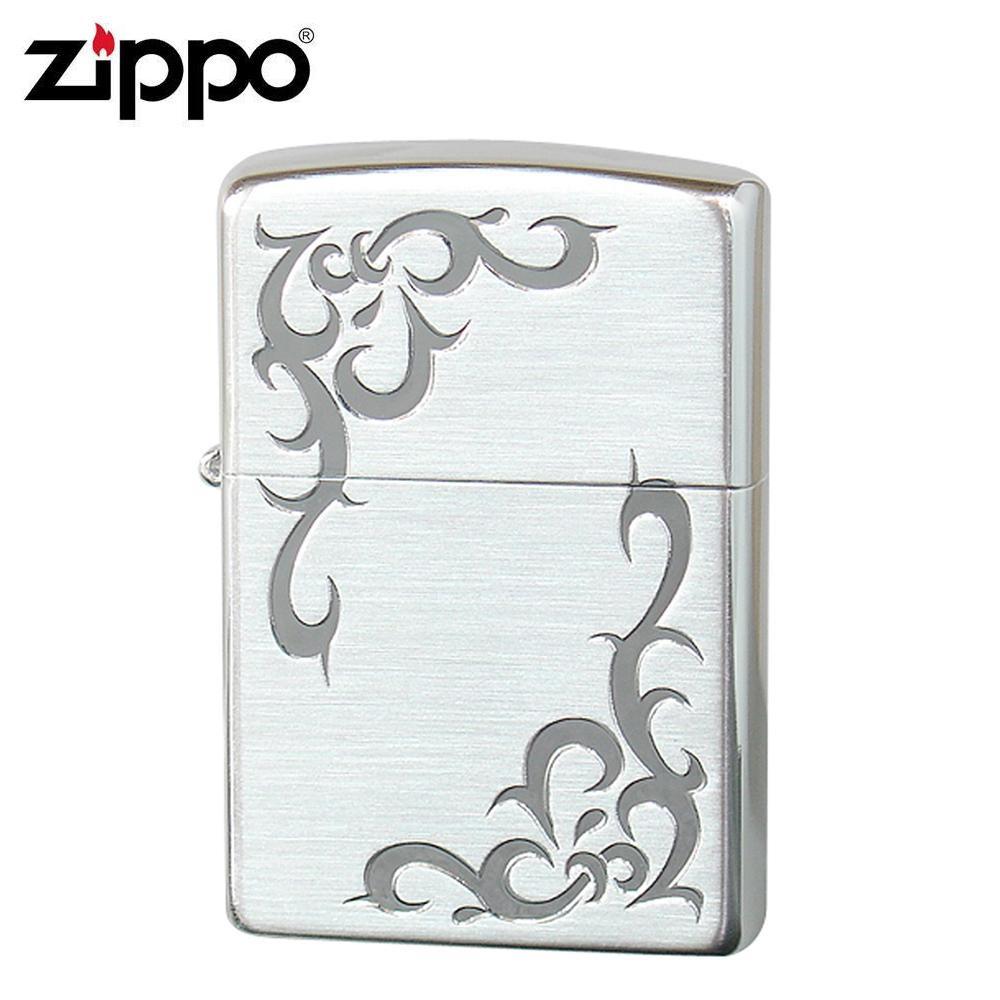 ZIPPO(ジッポー) オイルライター WH-SS2【送料無料】 メール便対応商品