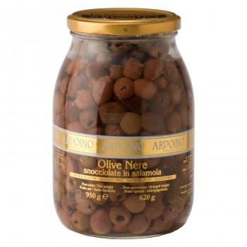アルドイーノ社�高�質�オリーブ製� アルドイーノ ブラックオリーブ 商� 塩水漬� �ーレ 種�� 4個セット �料無料 全商�オープニング価格 13 950g