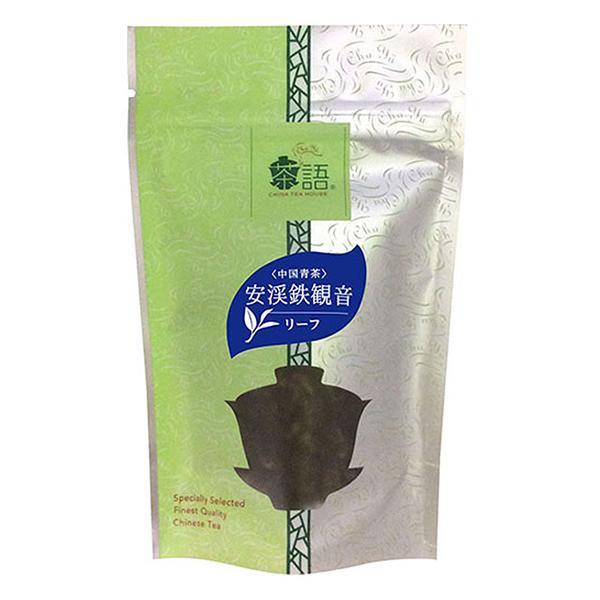 茶語(チャユー) 中国茶 安渓鉄観音40g×12セット 40004【送料無料】