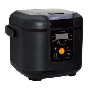 本格派の炊き心地 春の新作 土鍋釡炊飯器 土鍋炊き 品質保証 3合 KH-SK300K 送料無料