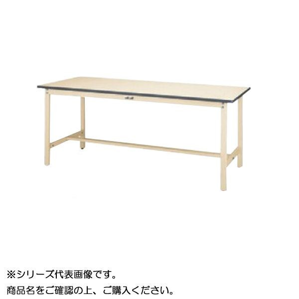 SWR-1575-II+L3-IV ワークテーブル 300シリーズ 固定(H740mm)(3段(浅型W500mm)キャビネット付き)【送料無料】