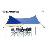 CAPTAIN STAG オルディナ ヘキサタープセット(L) M-3173【送料無料】