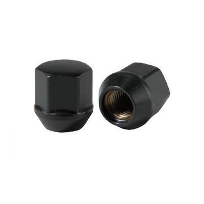 TIPTOP(チップトップ) 袋ショート ブラック 19H M12×1.5 23.5mm 100入り N-53【送料無料】