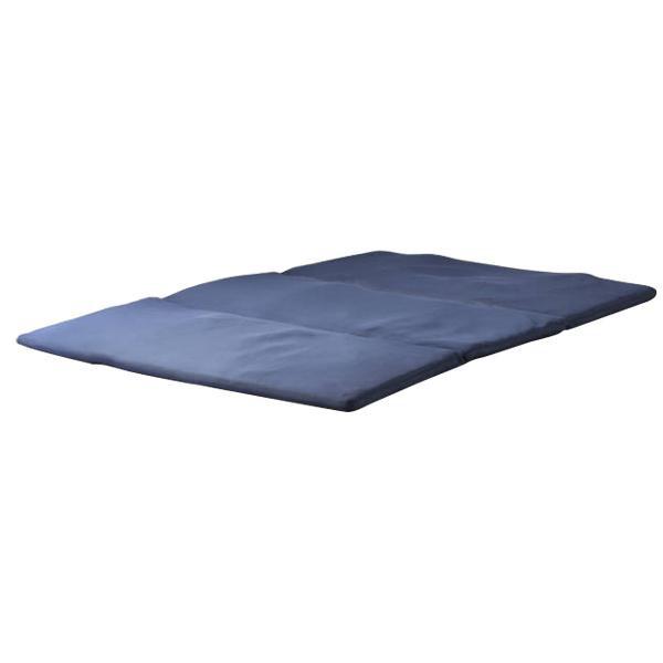 寝具 日本製 布団ワンズコンセプト 国産低反発三つ折りマットレス ダブル【送料無料】