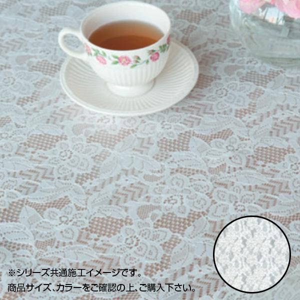 富双合成 テーブルクロス フローラレース 約40cm幅×20m巻 FP2006-40 ホワイト【送料無料】