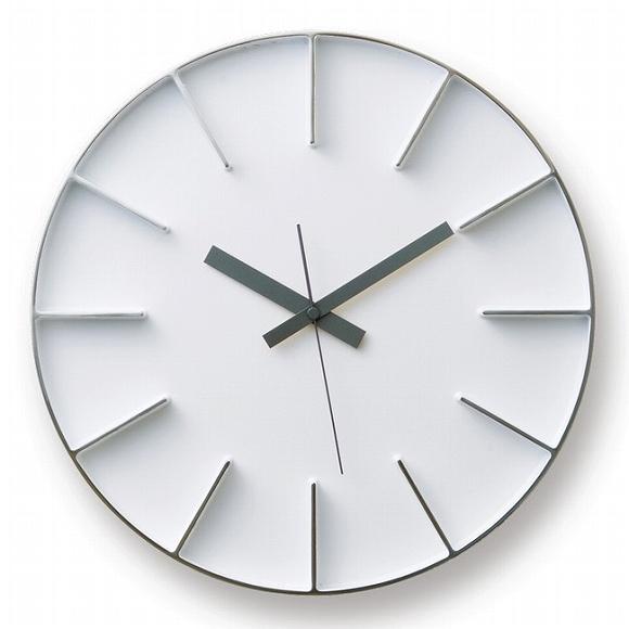 【ポイントアップ中&割引クーポン配布中】掛け 掛時計 時計 大型 立体的 メタル アルミ リビング ロビー ホテル日本製 送料無料 タカタ 新築祝い 転居祝い 引越し 店舗 開店祝い 周年 記念品 退職祝い 開院祝い 開業祝い edge clock (TL-AZ0115) 【10P01Oct16】