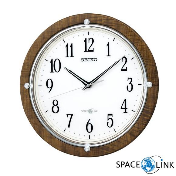 SEIKO(セイコー)掛け時計 衛星電波時計 スペースリンク GP212B (SKGP212B)
