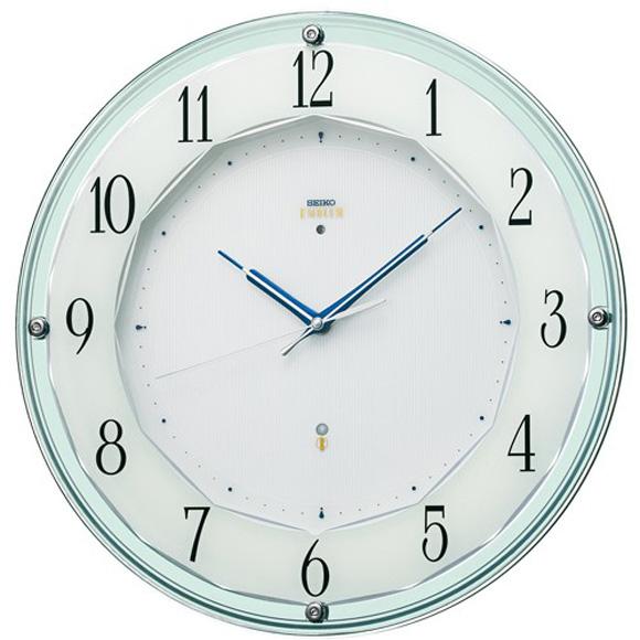 【 送料無料 】SEIKO(セイコー) 掛け時計 EMBLEM HS546S