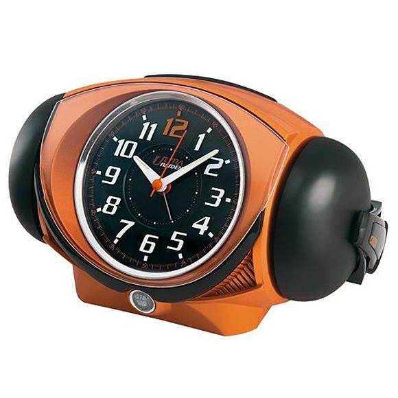 SEIKO(セイコー) RAIDEN(ライデン) 目覚まし時計 クォーツ時計 アナログ ウルトラ ライデン NR441E