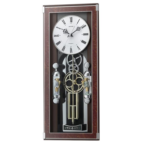 シチズン CITIZEN 掛け時計 からくり時計 アナログ ソフィアーレプリモ (4MN535SR23) 特価25%OFF