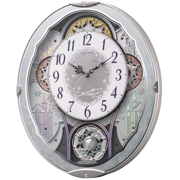 シチズン CITIZEN からくり時計 Small World アナログ スモールワールドビスト (4MN537RH04) 特価25%OFF