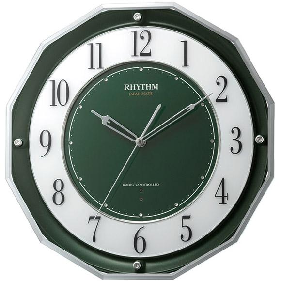 シチズン CITIZEN 掛け時計 電波時計 AM電波 アナログ スリーウェイブ M846 (4MY846SR05) 特価25%OFF