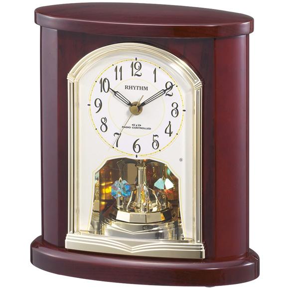 シチズン CITIZEN 置き時計 アナログ パルロワイエR681R (4RY681SR06) 特価25%OFF