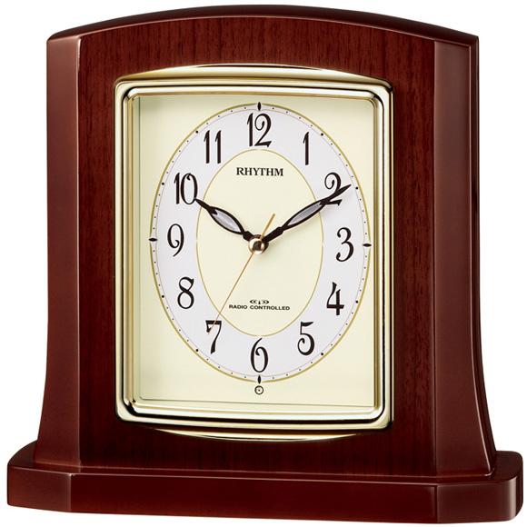 シチズン CITIZEN 置き時計 パルロワイエR406R (8RY406SR06) 特価25%OFF