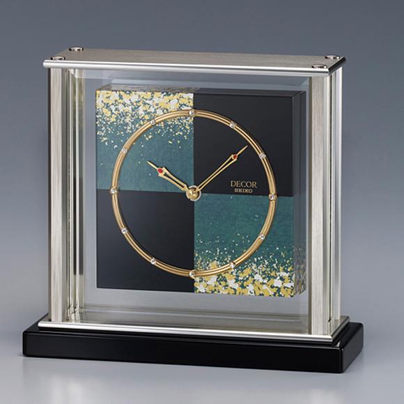 Seiko Decor Decoration Table Clock Og Az747k