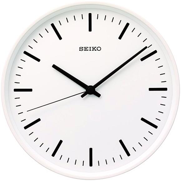 セイコー(SEIKO) 掛け時計 アナログ 電波時計 パワーデザインプロジェクト「KX308W」