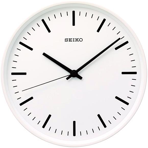 セイコー(SEIKO) 掛け時計 アナログ 電波時計 パワーデザインプロジェクト「KX309W」