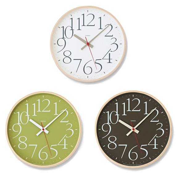 ポイントアップ中 割引クーポン配布中 Lemnos レムノス 掛け時計 スイープムーブメント 卸直営 AY14-10 セール 登場から人気沸騰 AYクロックRC 電波時計